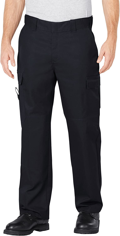 B00SBTNEDM Dickies Men's Industrial Flex Comfort Waist EMT Pants, Black, 44 x UL 71S2BCB1R9yL