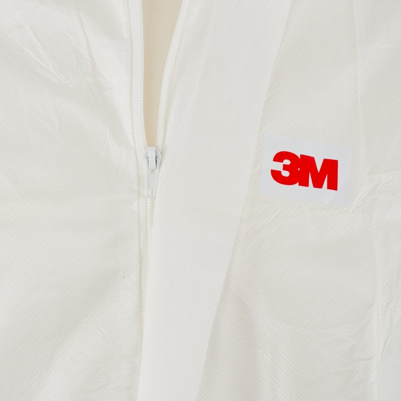 talla XXL 3M Bata de Laboratorio Blanco
