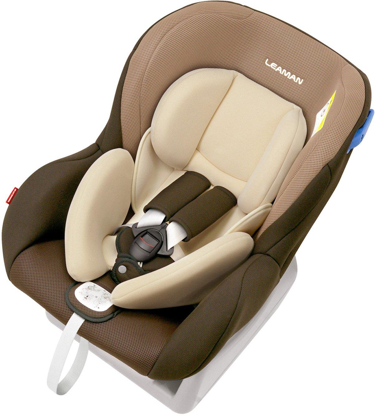 リーマンの新生児向けチャイルドシート