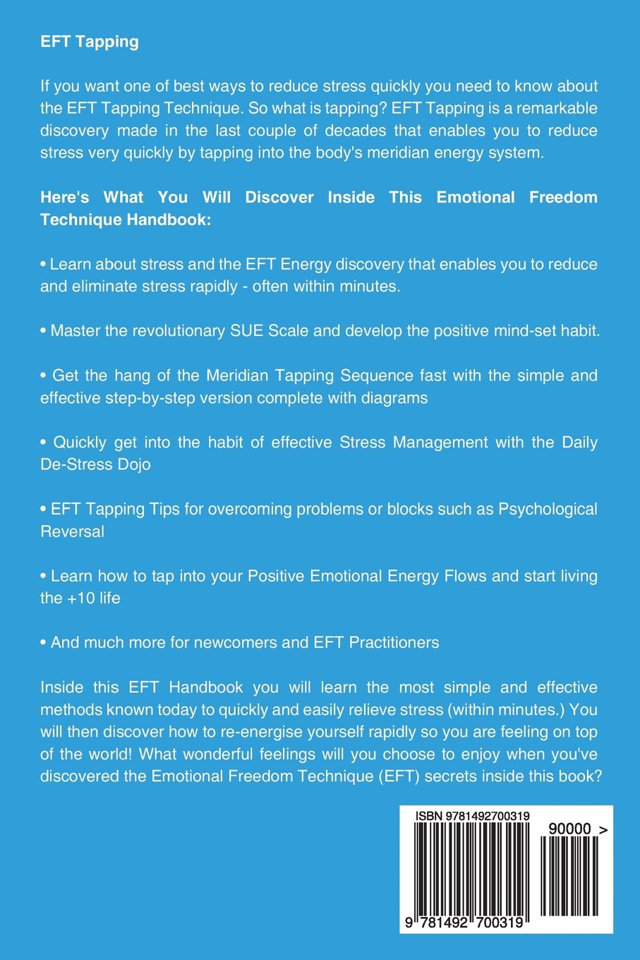 EFT Tapping: How To Relieve Stress And Re-Energise Rapidly
