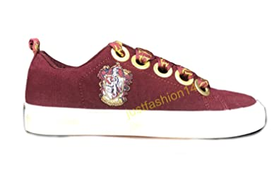 1c780115b8d4 WB Harry Potter Ladies Trainers Shoes Pumps Gryffindor Women Girls (5 UK)