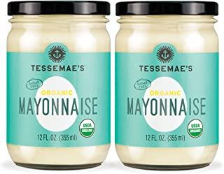 product image for Tessemae's All Natural Condiment 2-Pack (Organic Mayonnaise)
