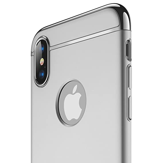 3cd15f9e0760 Image Unavailable. Image not available for. Color: RANVOO iPhone X Case,  iPhone 10 case, Thin and Slim Hard 3 in 1