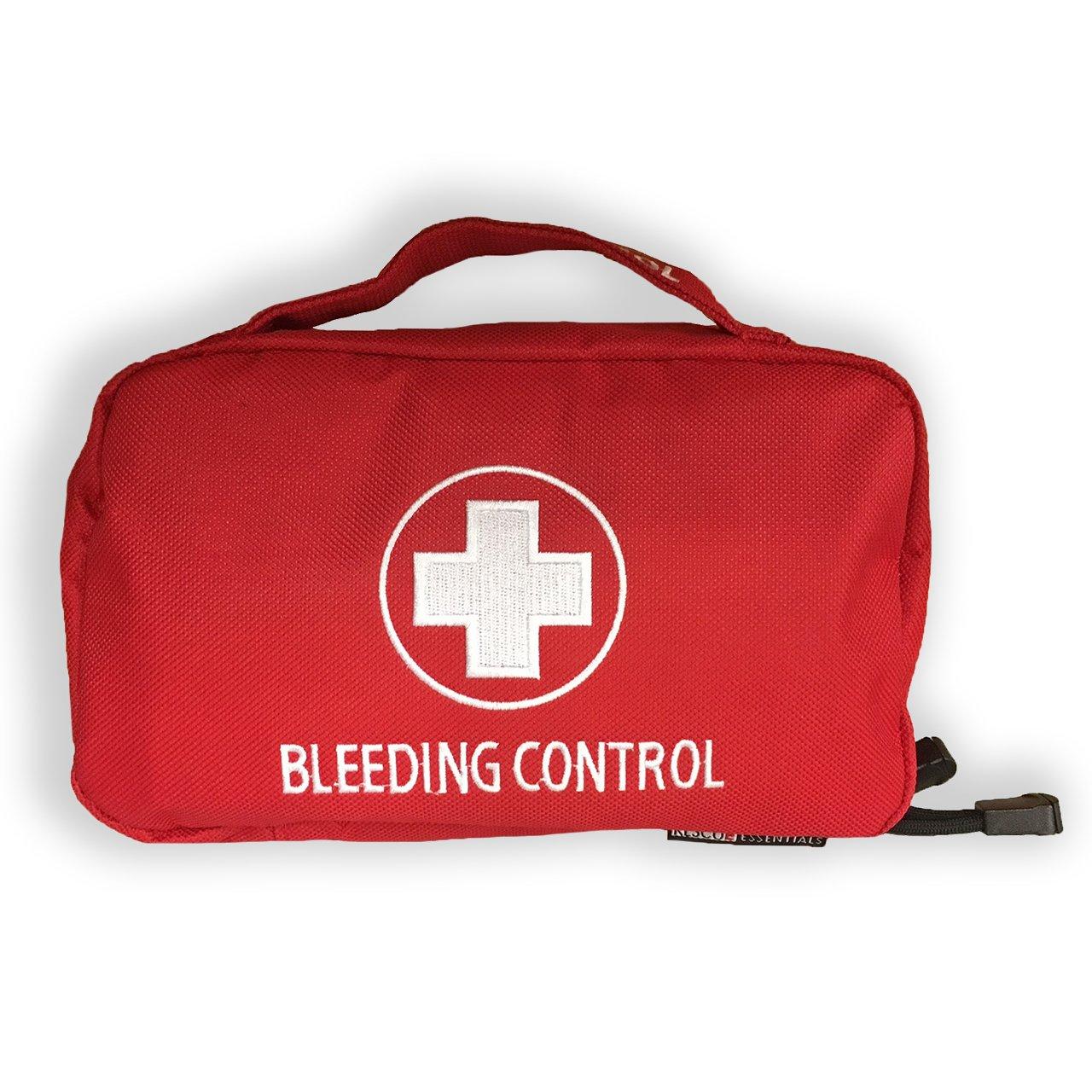 Rescue Essentials Bleeding Control Public Access Nylon Kit - Double