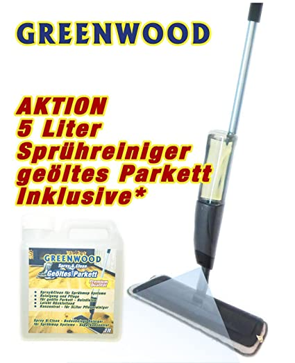 HPS® Greenwood - Spray & Clean - Spray Mop - Brazo ...