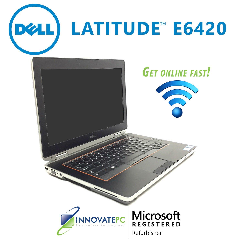 Dell Latitude E6420 Core i5-2520M 2 5GHz 4GB 250GB DVD±RW NVIDIA Optimus  14