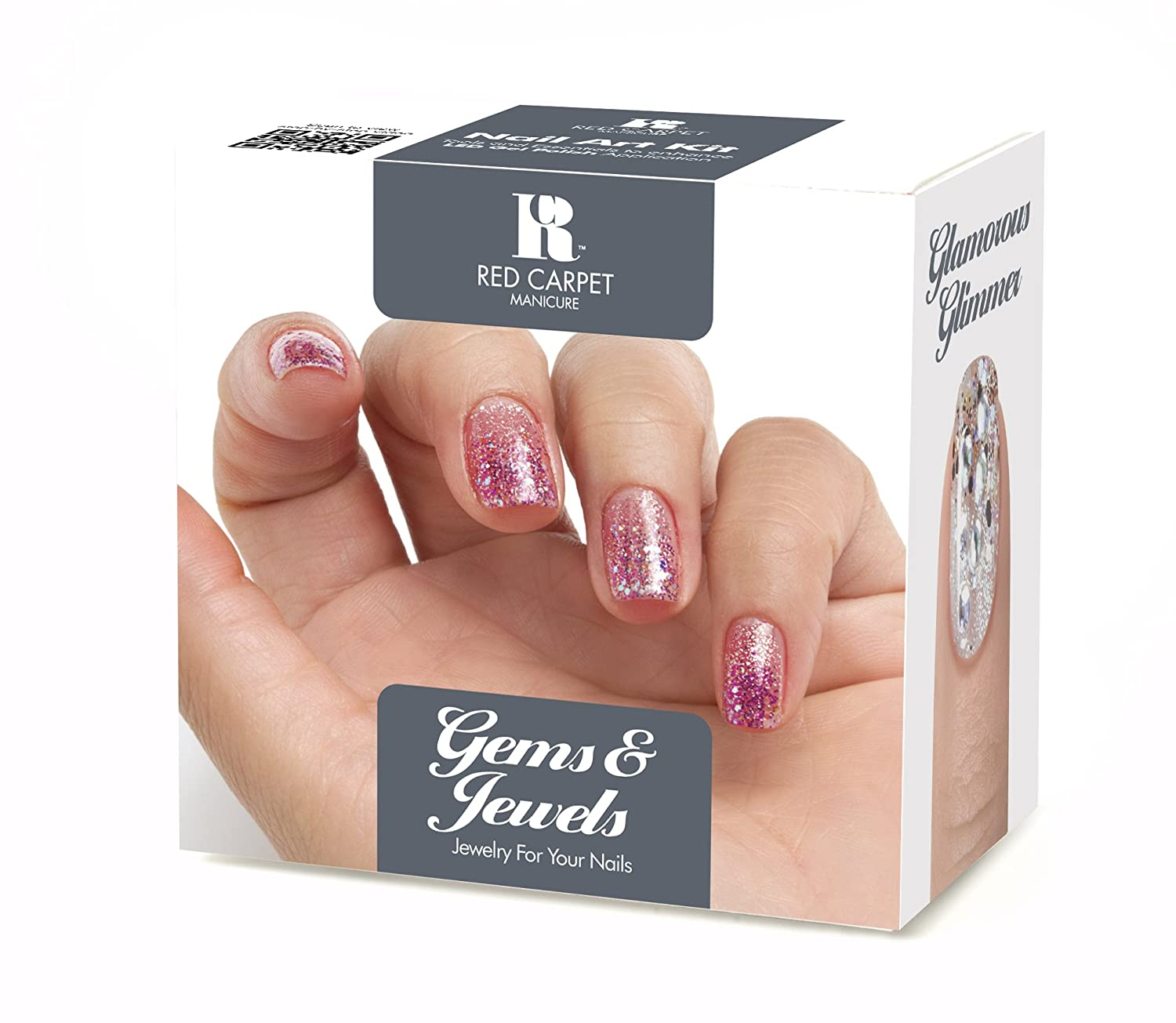Amazon.com : Red Carpet Manicure Gems and Jewels : Manicure Kits ...
