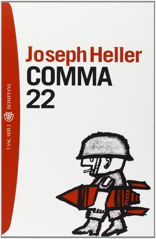 Read Online Comma 22 ebook