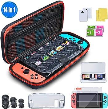 Accesorios Kit para Nintendo Switch Switch Accesorios Essentials ...