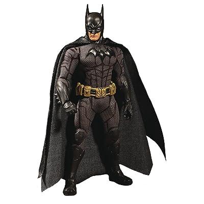 Mezco Toys One: 12 Collective: DC Batman Sovereign Knight Action Figure: Toys & Games