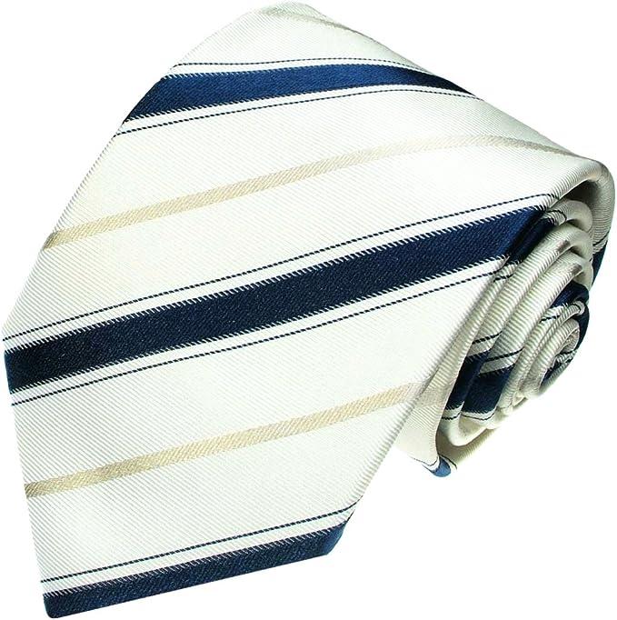 /lusso cravatta cravatte in tessuto jacquard /25009 LORENZO CANA/ italiano fatto a mano 100/% seta cravatta/ /rosso motivo paisley/