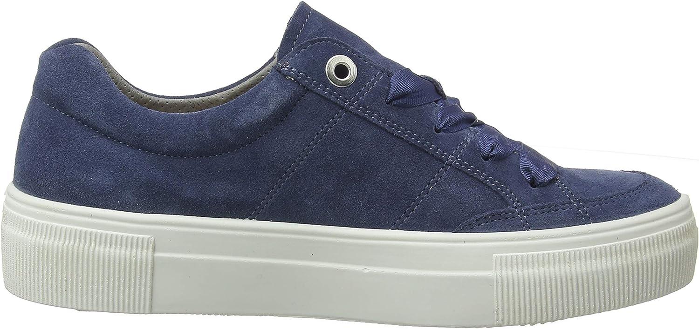 Legero Lima, Zapatillas para Mujer Indaco Blue 86