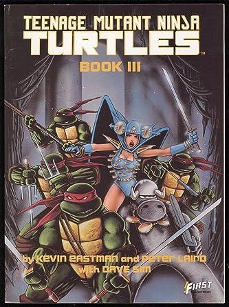 Amazon.com: First Graphic Novel #15 Teenage Mutant Ninja ...