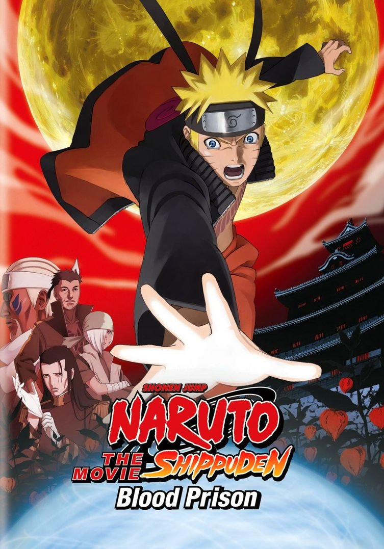 Road to Ninja Naruto the Movie (35x50 cm \ 14x20 inch ...