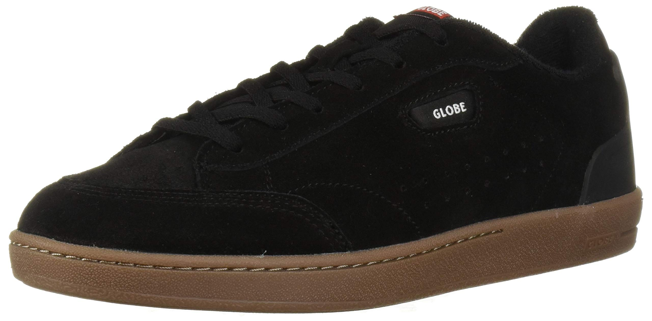 Globe Men's Sygma Skate Shoe Black/Gum 10.5 Medium US by Globe