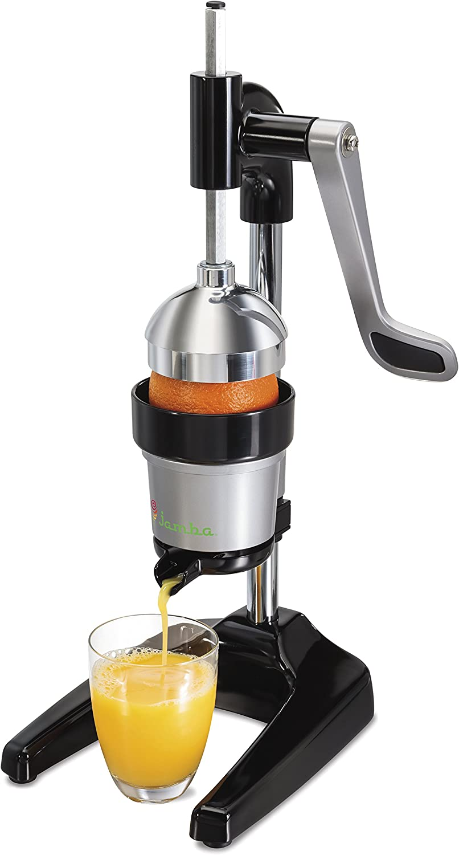 Jamba Appliances Citrus Juicer, Black 66430