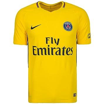 a94a77790 Nike Mens Vapor Match Paris St Germain Away Jersey 2017 2018