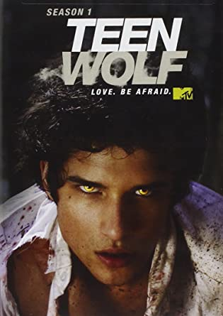 Amazon Com Teen Wolf Season 1 Tyler Posey Crystal Reed Movies Tv