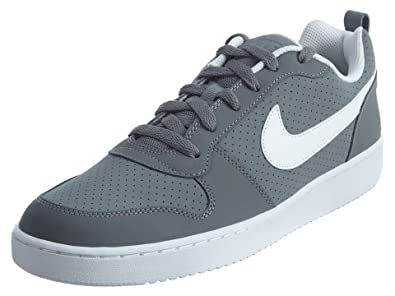 good quality really comfortable skate shoes Nike Men's Court Borough Low-838937-011 Basketball Shoes ...