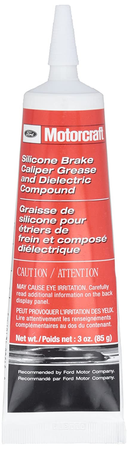 Genuine Ford Fluid XG-3-A Silicone Brake Caliper Grease and Dielectric Compound - 3 oz.
