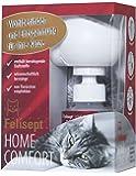Felisept Home Comfort Set / Entspannungsmittel für Katzen mit natürlicher Katzenminze / Starter Set mit Diffusor inkl. Flakon (1 x 30ml)
