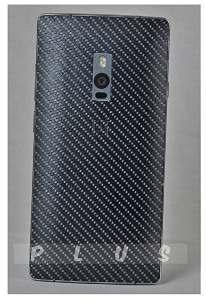quality design cd176 122d3 Plus Replacement Battery Door Panel Housing Back Cover Case Shell for  OnePlus 2 - Carbon Black