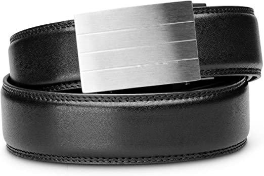 Kore Men S Full Grain Leather Track Belts Evolve Stainless Steel Buckle At Amazon Men S Clothing Store At the time of i went with a kore essentials gun belt and it matches every great review i've seen about it. kore men s full grain leather track belts evolve stainless steel buckle