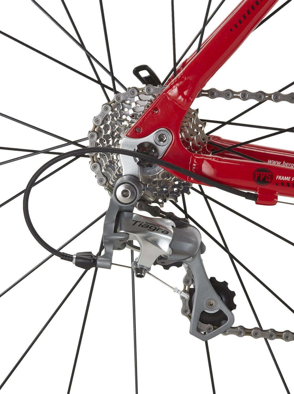 Berg Bicicleta Fuego 50 M Rd_Cy Rojo: Amazon.es: Deportes y aire libre