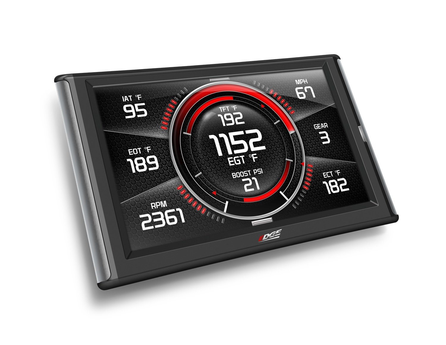 5. Edge Products 21502 Juice with Attitude Engine Computer Tuner for 6.6 Duramax