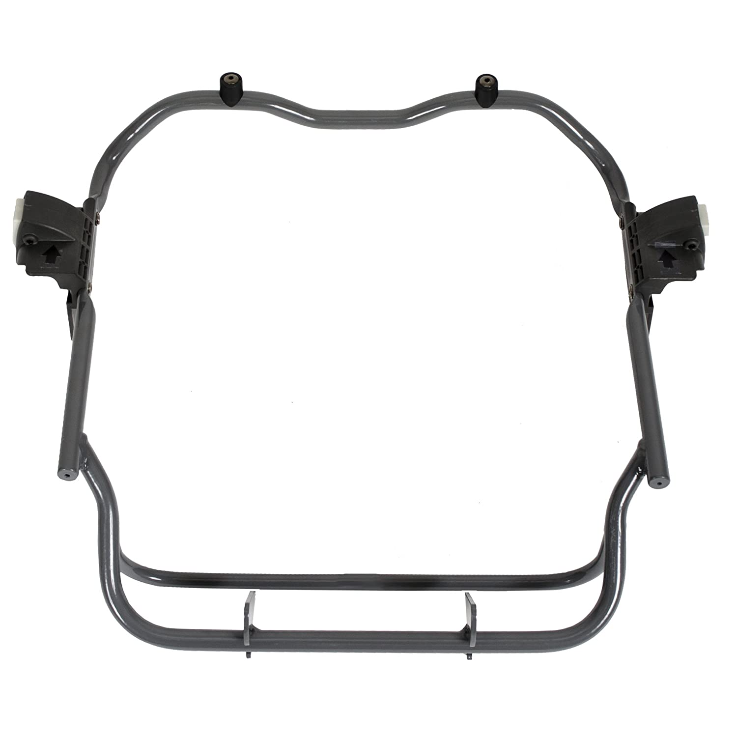 Joovy Caboose VaryLight Graco Classic Connect Car Seat Adapter, Grey 00955