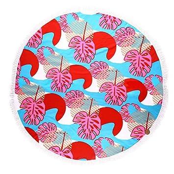 Toallas redondas Exotic Helio Ferretti (Varios modelos): Amazon.es: Oficina y papelería