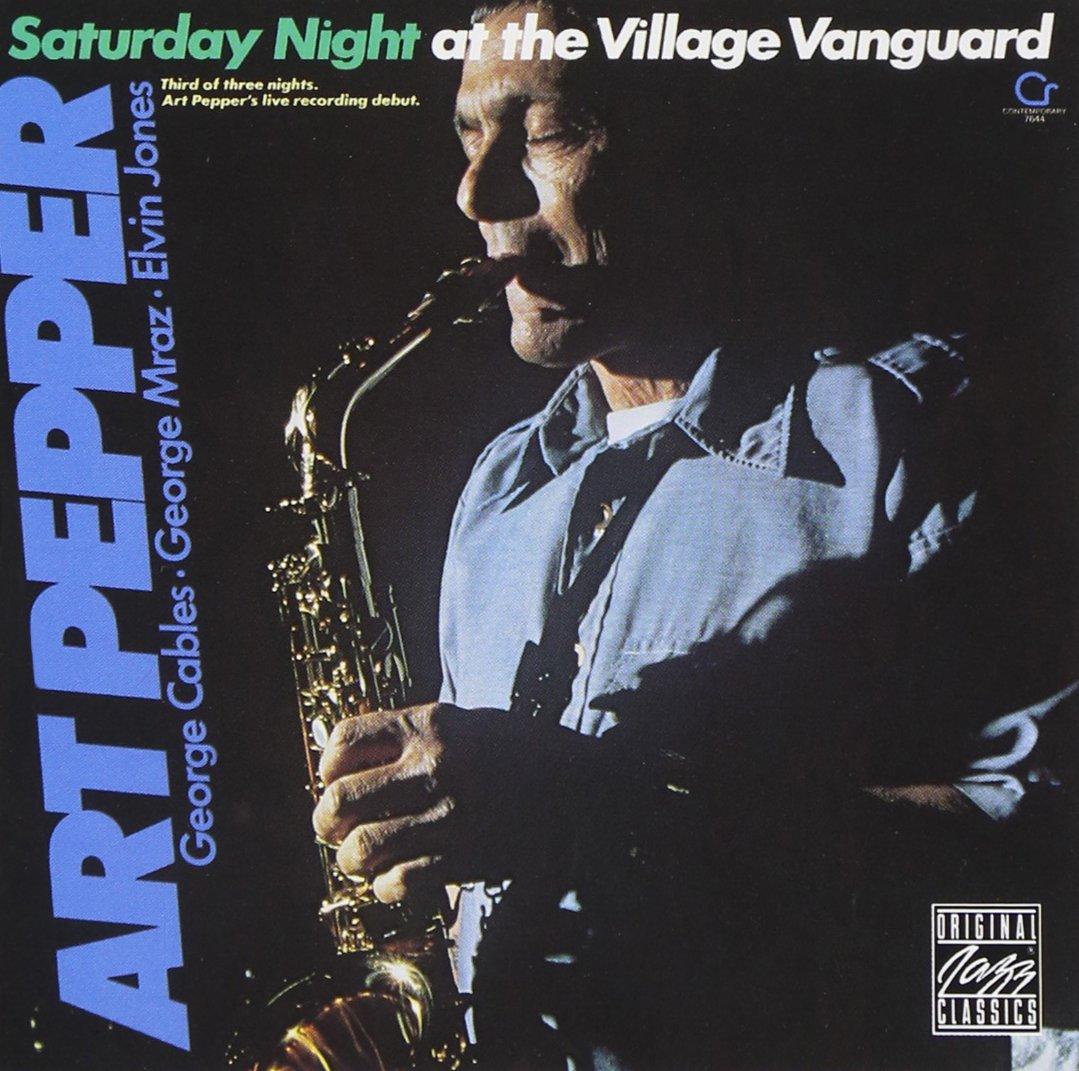 Saturday Night at the Village Vanguard