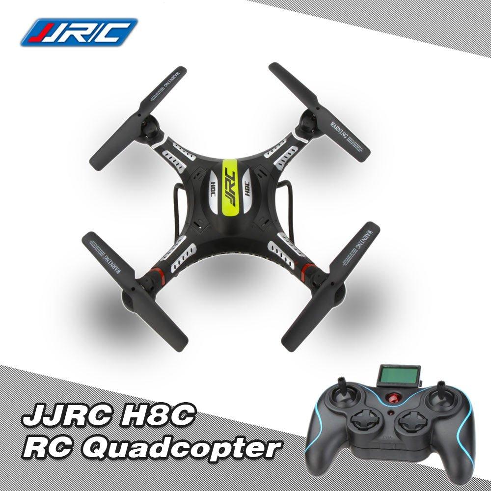 GoolRC JJRC H8C Drone con Cámara HD 2.0MP 2.4G 4 Canales 6 Ejes ...