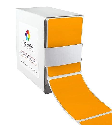 Amazon.com: Etiquetas adhesivas cuadradas de 2 x 3 pulgadas ...