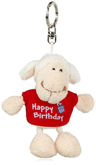 Nici Happy Birthday Sheep Bean Bag Keyring Amazon Co Uk Toys Games