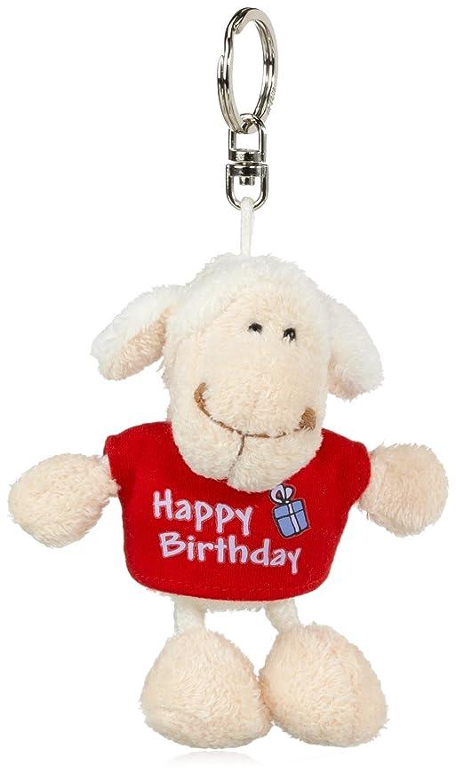 NICI 32322 - Llavero de oveja con camiseta en color rojo ...