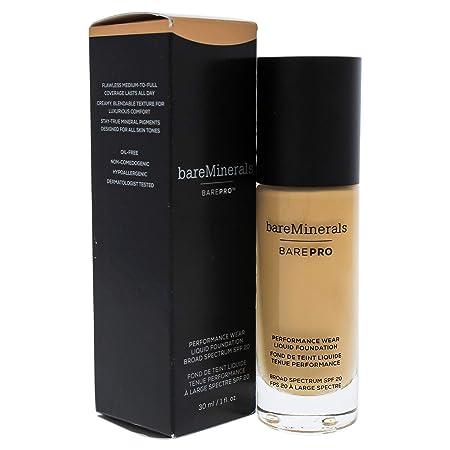 bareMinerals Barepro Performance Wear Liquid Foundation SPF 20 Sandstone 16