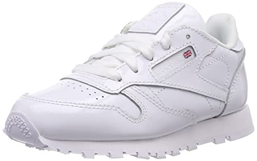 Reebok Classic Leather Patent, Zapatillas Unisex Niños: Amazon.es: Zapatos y complementos