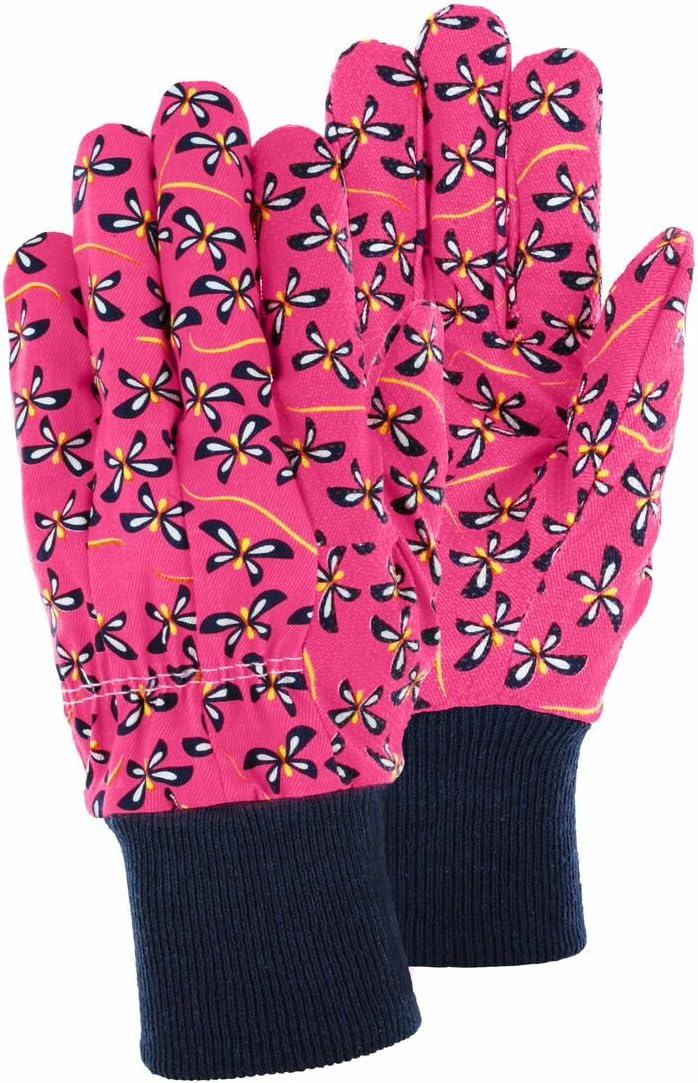 Magid DAZ103T Dazzle Women's Mini Dot Gloves, Medium