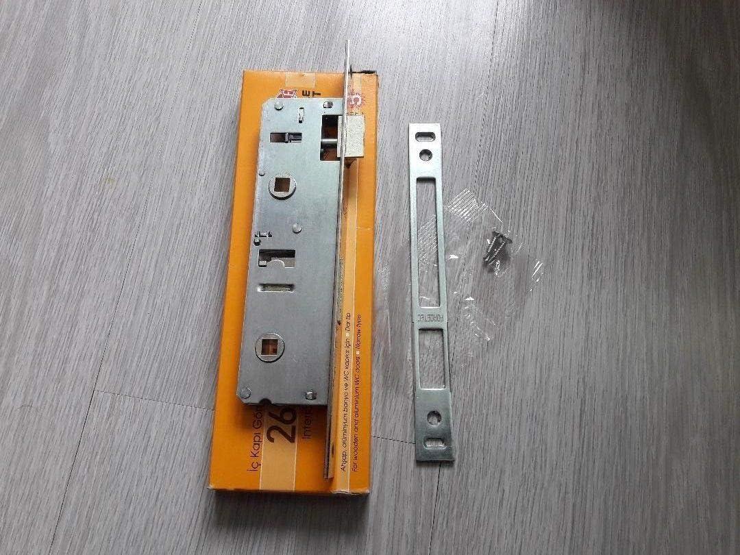 Acero Inoxidable, 16 mm dise/ño de Cerradura de Madera Felpudo Yale YDM-PRO-TMBR16-35