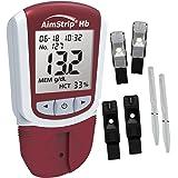 AimStrip 78200 Hemoglobin Starter Kit (Pack of 200)