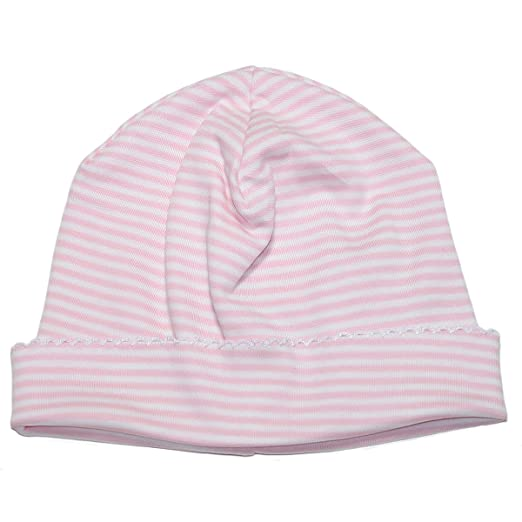 Amazon.com  Kissy Kissy Baby Stripes Hat  Infant And Toddler Hats ... e64910e13d5