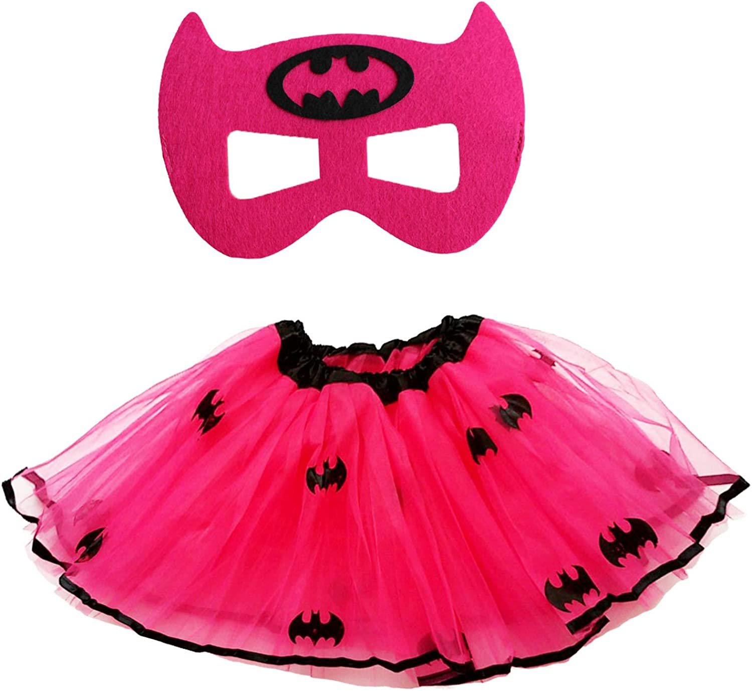 Danballto Princess Costume Birthday Party Fancy Dress Up for Girls with Accessories 2-8 Years