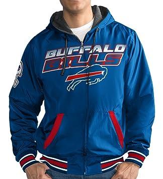 Buffalo Bills NFL G-III  quot Hot Shot Full Zip sudadera Reversible 042d0930c28