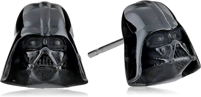 Small Cute Star Wars Darth Vader Stud EarringsDarth Vader GiftDisney Jewellery