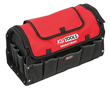 KS Tools 850.0300 - Bolsa de herramientas universal, vacía (tamaño 425 x 240 x 280 mm, 30 kg)