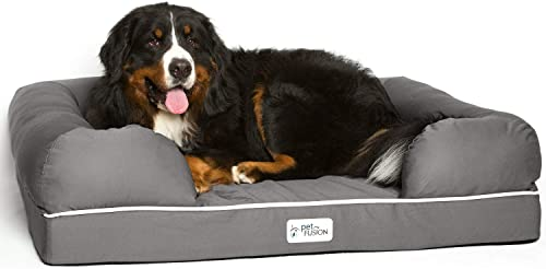 Best dog bed for large dogs: Pet Fusion Ultimate Dog Bed