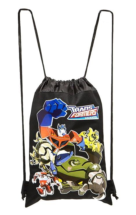 Amazon.com: Transformers - Bolsa de cuerdas y cartera de ...