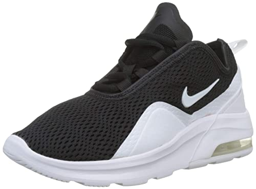 the latest f50be 4a92e Nike Damen Air Max Motion 2 Gymnastikschuhe Schwarz (Black White 003) 42 EU