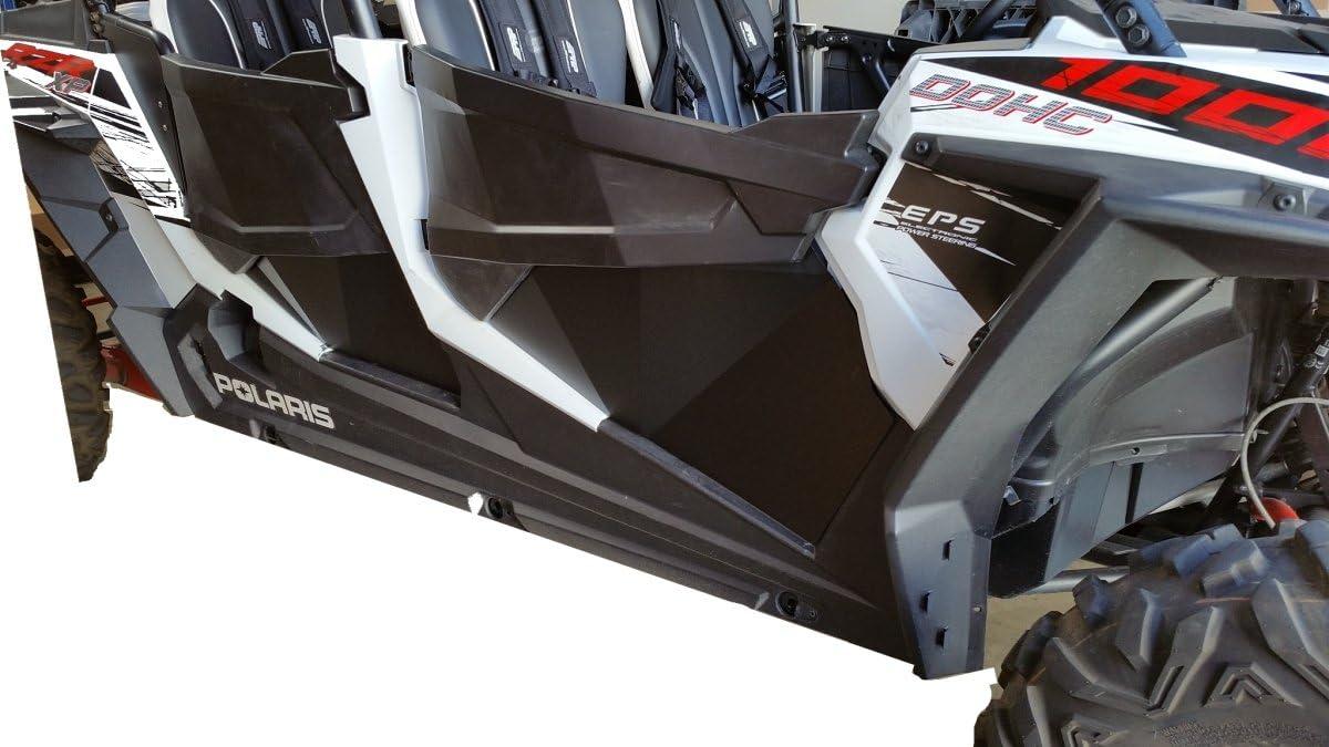 and Turbo 4-Door Lower Door Insert Panels 2014-2020 Polaris RZR XP 1000 4 Door